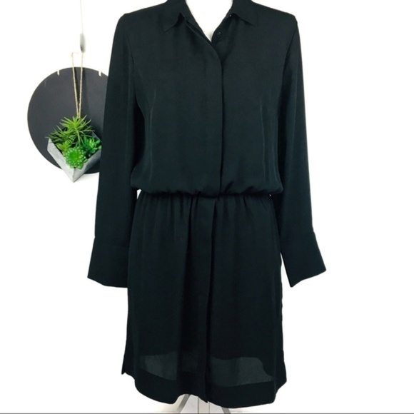 Banana Republic Dresses & Skirts - Banana Republic Button Front Shirt Dress 10P